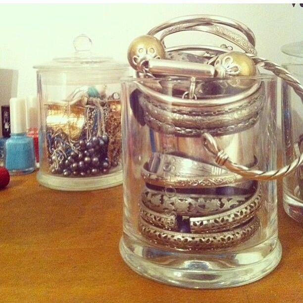 Deluxe bangle sized goodness @Helen Kang Fragrances #reuseglasshousef Re-gram via @shonawilton