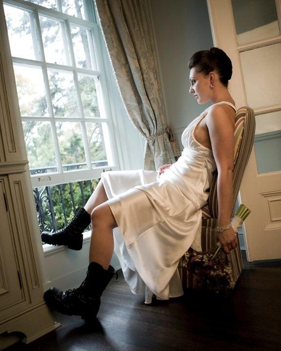 Bride in Docs