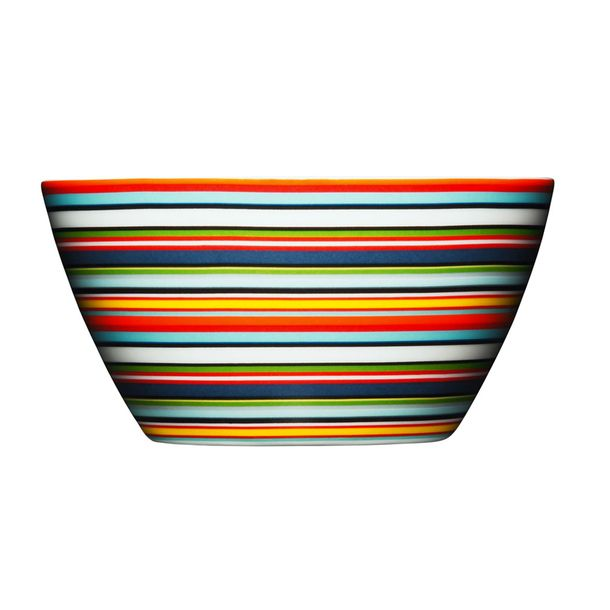 Fab.com | Origo Bowl Orange by Alfredo Haberli for littala