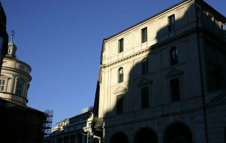 Project of restauration a Milan - . Work by Fabio Carria architect -
