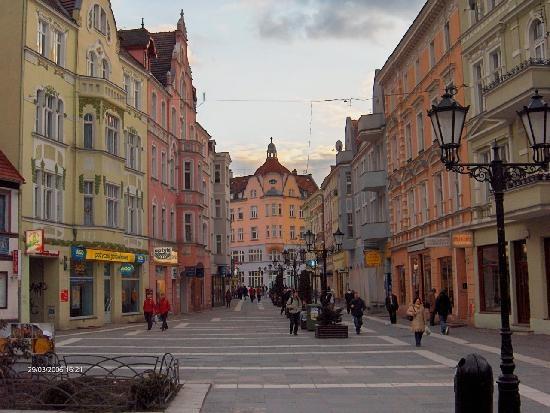 Zielony Gora, Polska