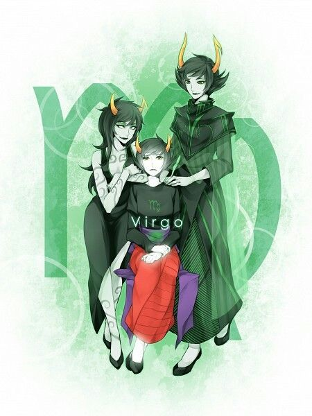 Ah Yes. The Virgo Family. It Is Rather Exquisite I Must Say.