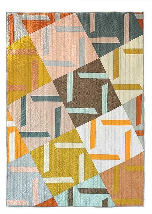 A Closer Look Quilt Kit | CraftofQuilting.com