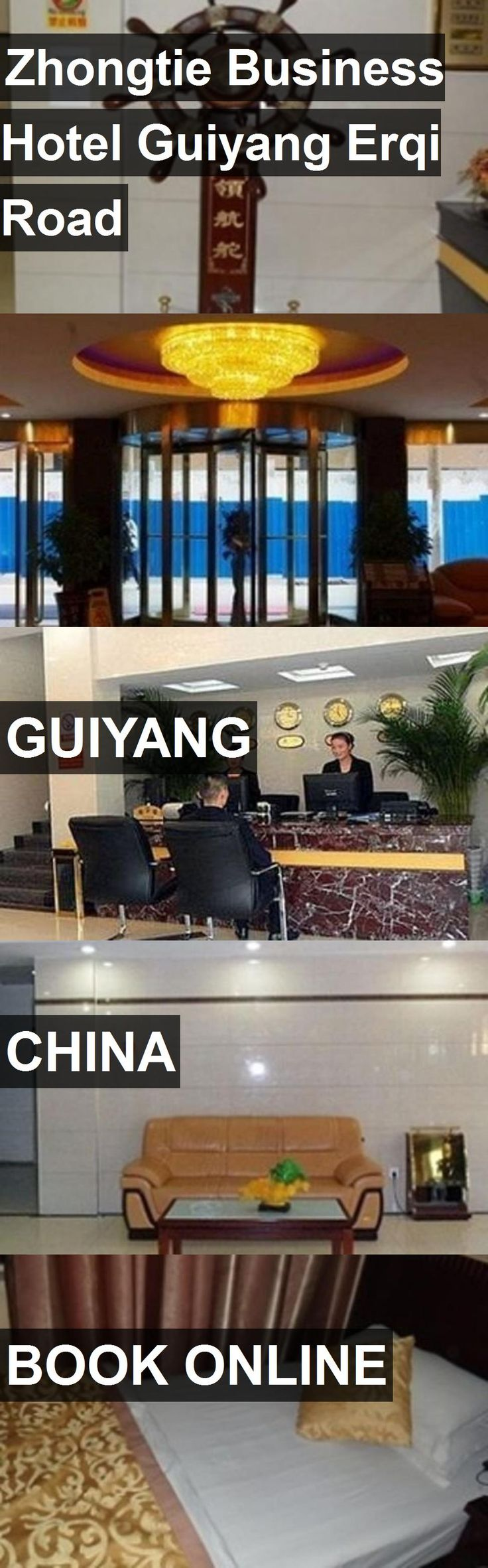 Zhongtie Business Hotel Guiyang Erqi Road in Guiyang, China. For more information, photos, reviews and best prices please follow the link. #China #Guiyang #travel #vacation #hotel