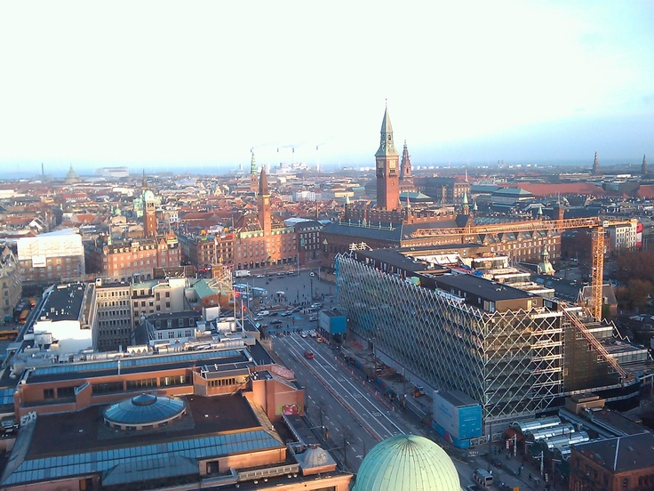 Copenhagen, shot taken at Radisson Blu Royal Hotel.