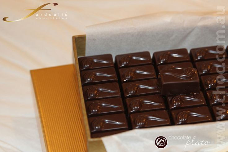 Luxury Gift boxes of  Chocolate made with couverture chocolate at Fardoulis chocolates , Sydney Australia. Order gifts online at www.choc.com.au