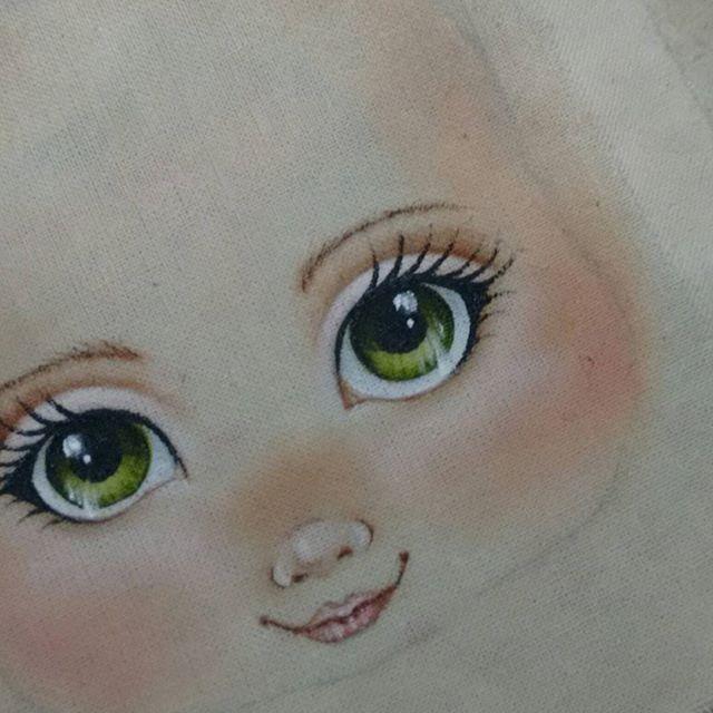 @naraliane - Rostinho para boneca de pano