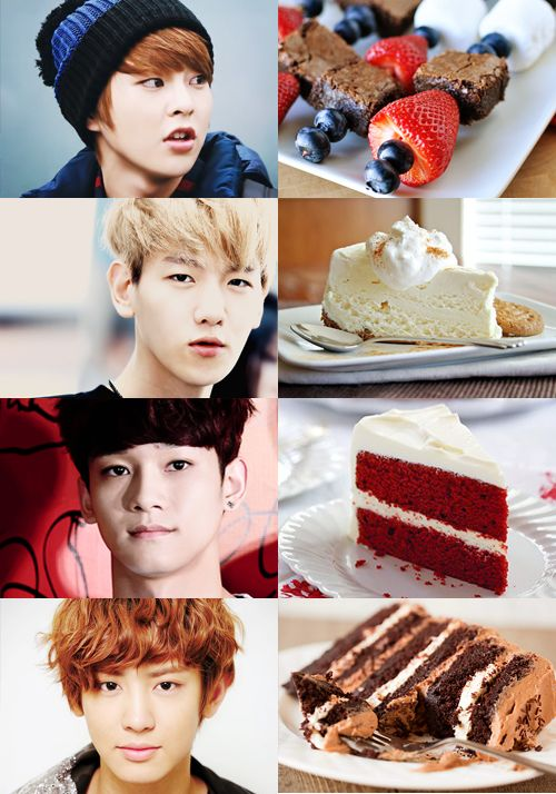 Exo as desserts.