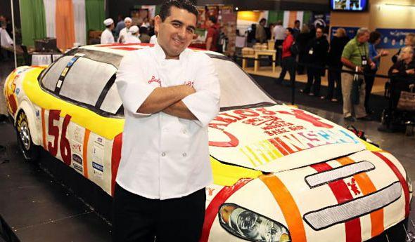 Cake Boss Cake: Buddy Valastro, Car Cakes, Life Size, Cakeboss, Amazing Cakes, Awesome Cake, Nascar Cake, Cake Boss Cakes