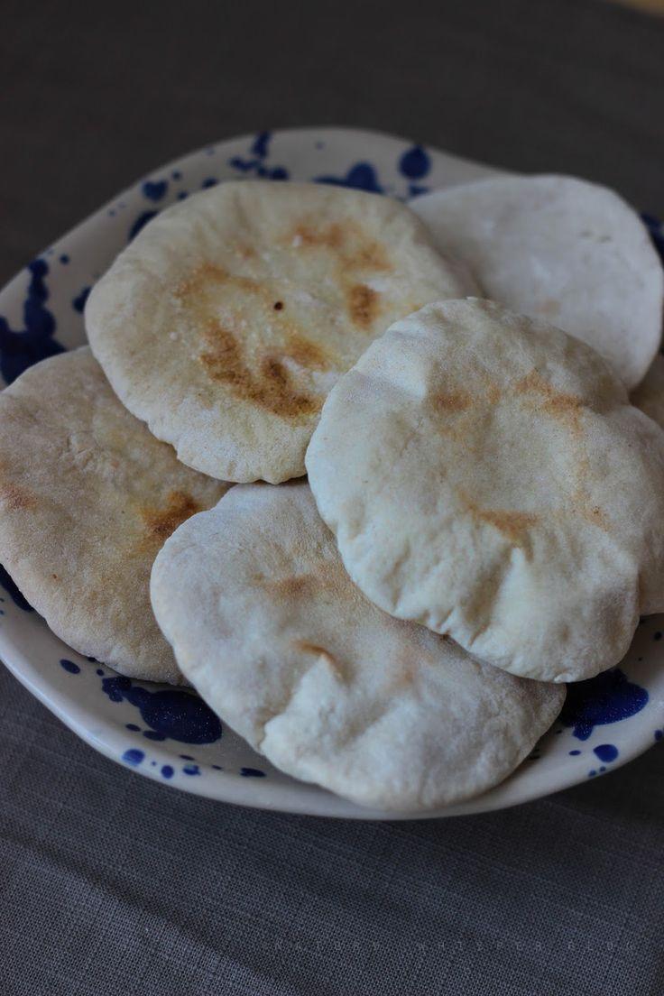 Oven and Stovetop Pita Bread Recipes