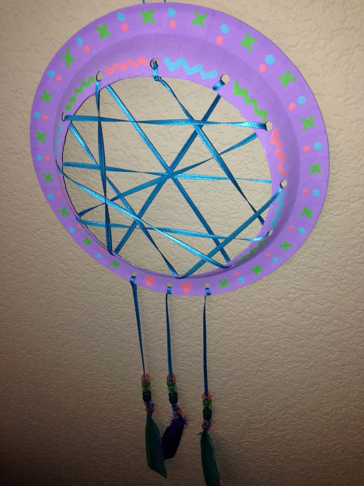 22 best make your own dreamcatcher images on pinterest for Dream catcher craft easy