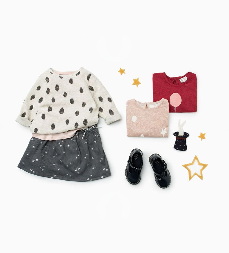 -Shop by Look-Baby girl   3 months-4 years-KIDS   ZARA Hungary