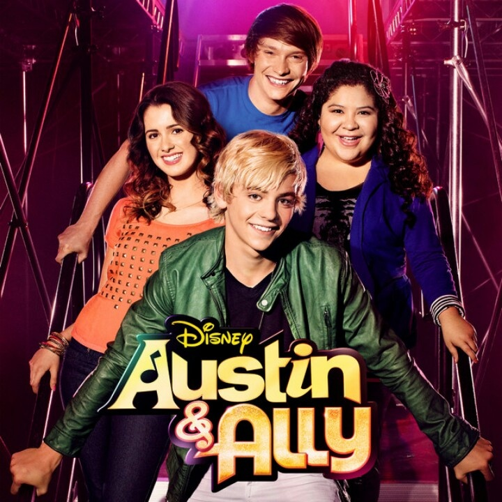 Austin and Ally - I just really like this show even though it's on Disney. You can really tell the actors are enjoying their jobs :) and Calum is just so dang cute