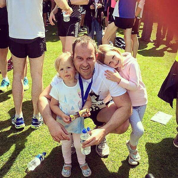 Chilling with my girls just after completing the Aldridge 10k in June 2015 #365strength #aldridge10k #running #10k #mylife #mygirls #myworld #fitnessaddict #fitness #fitat40 #insta #instagram #instalike #family