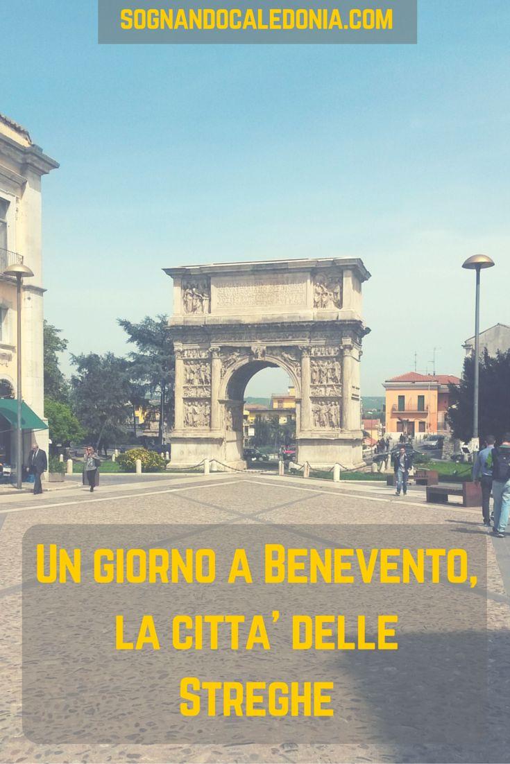 State organizzando un #viaggio in #Campania? Perchè non fare una sosta a #Benevento? Leggete il nostro articolo per tutti i consigli per trascorrere una giornata in questa meravigliosa città italiana!