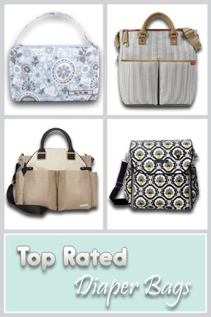 The Top Diaper Bags for Stylish Moms