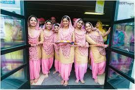 Image result for sikh wedding bridesmaids