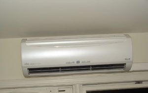 Wall Mounted Heater And Air Conditioner
