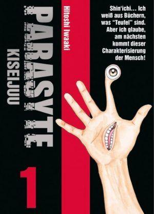 Hitoshi Iwaaki - Parasyte: Kiseijuu (Band 1) 5/5 Sterne