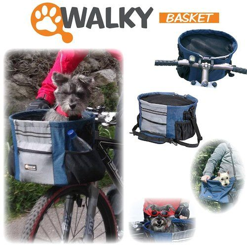 dog bike carrier - dogs up to 20lbs