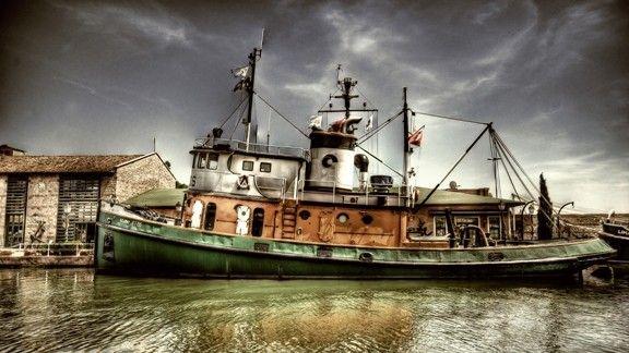 HDR Gemi  #wallpaper #gemi #deniz #sea #HDR
