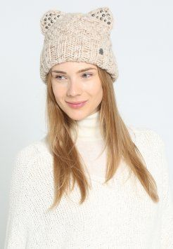 Barts - YOSHI - Mütze - beige  #barts #mütze #beige #witzig