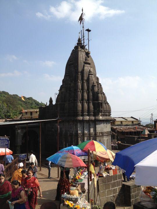 Bhimashankar Temple in Bhīmāshankar, Mahārāshtra