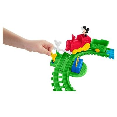 Fisher-Price Disney Mickey Mouse Clubhouse Mouska Train Express Playset