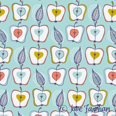 print & pattern: Jane Farnham Janefarnhamdesigns.com