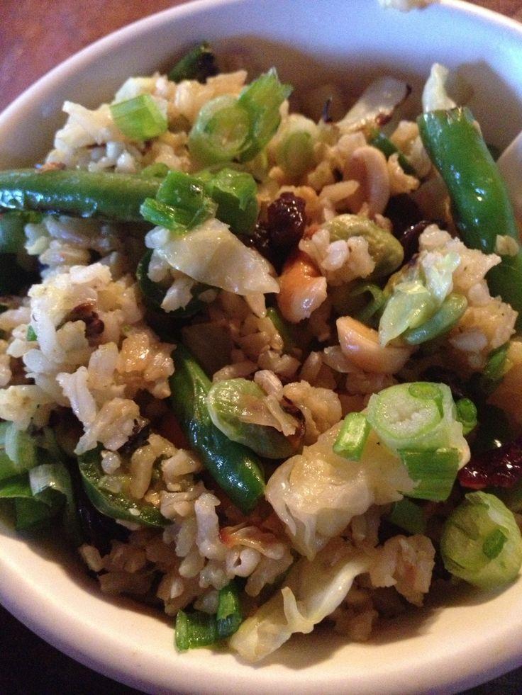 Vegtable stir fry | Realize Yourself - Kimberly Snyder's Community