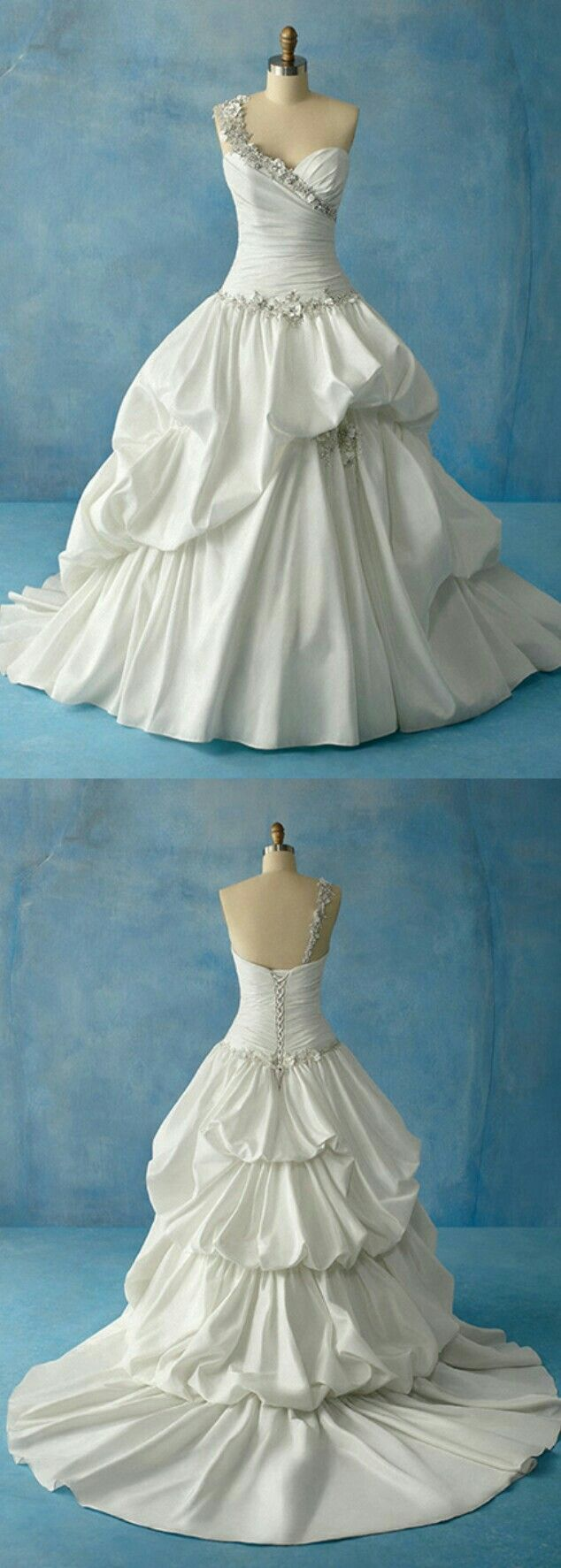 Outstanding Ellis Princess And The Frog Wedding Dress Image ...