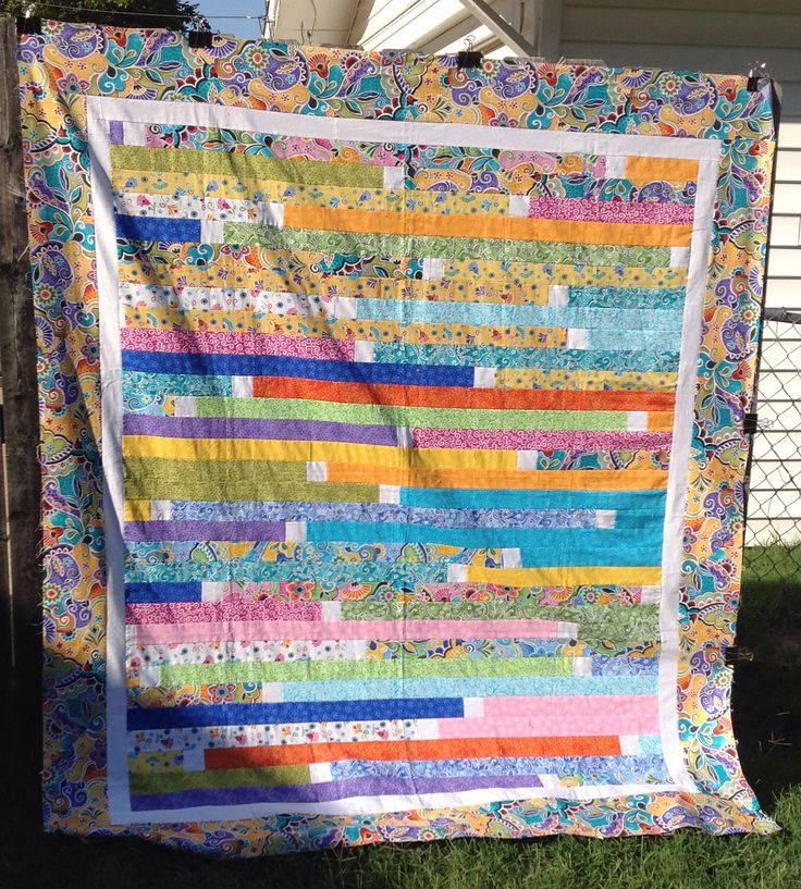 Madeline by Blank Quilting Jelly Roll Race