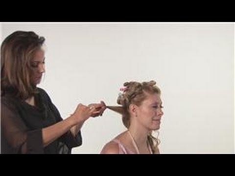 ▶ How to Curl Hair : How to Curl Hair With a Hot Air Brush - YouTube
