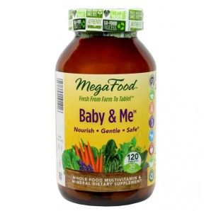 Raw, whole food supplement that will ensure proper fetal development through your whole pregnancy!