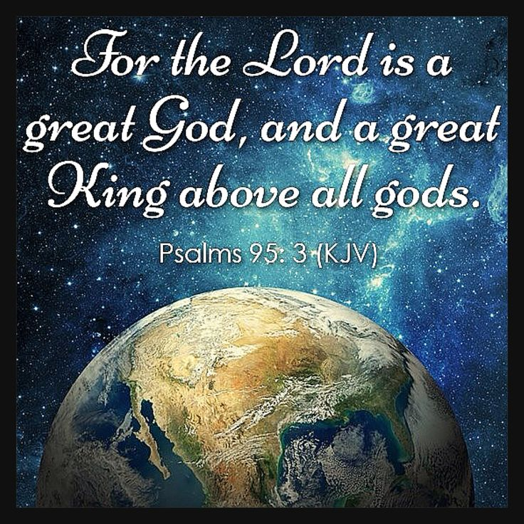 Image result for the King and God over planet earth