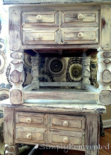 Simply Reinvented: Annie Sloan Chalk Paint Tutorial