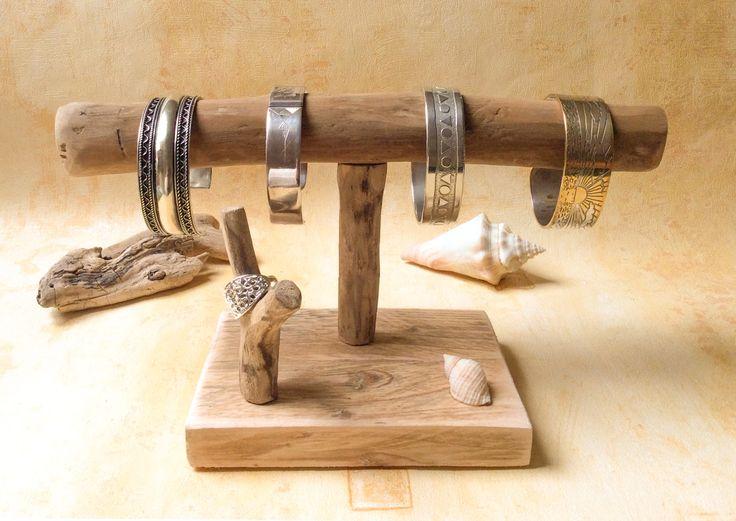 1000 id es sur le th me porte bracelet sur pinterest for Arche en bois flotte