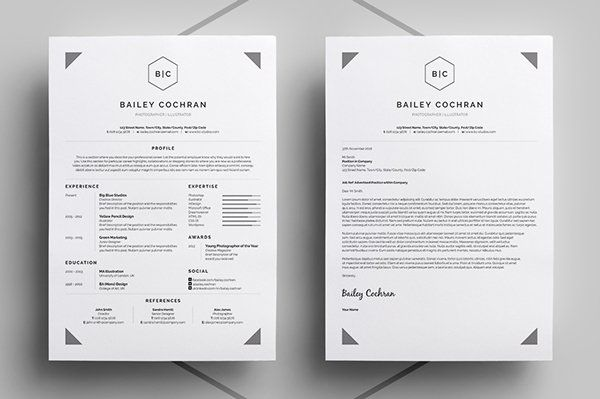 Canva Design School - 50 Inspiring Resume Designs: And What You Can Learn From Them