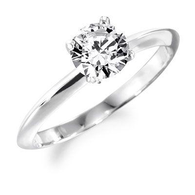 Кольцо с бриллиантом 1 карат от PIERRE Белое золото. Сертификат GIA. #PIERRE #PIERREparis #PIERREjewellery