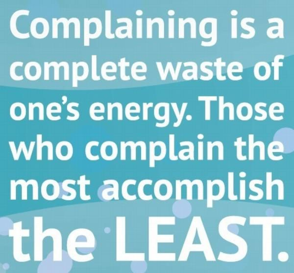 Funny Quotes About People Complaining: 28 Best COMPLAINERS Images On Pinterest