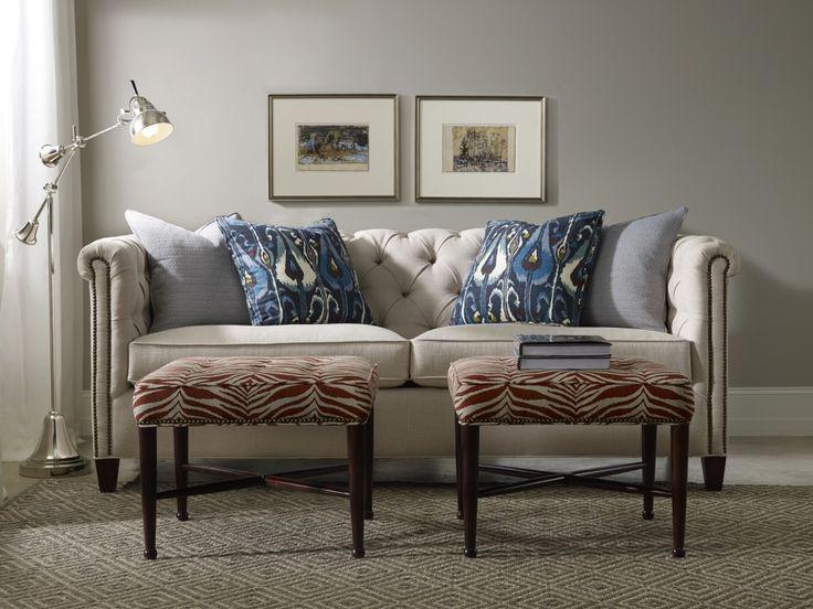 Ikats, Animal Prints Are Favorite Global Motifs   Hooker Furniture  Corporation U0026 Sam Moore Furniture