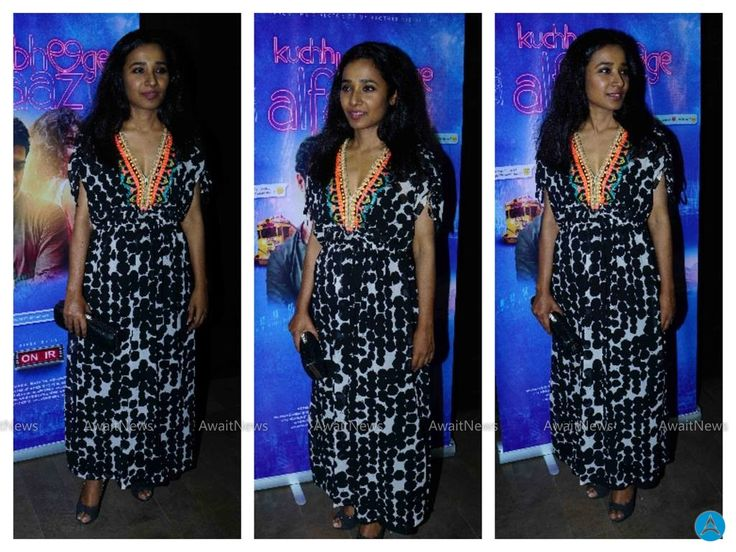 Tannishtha Chatterjee Photos At Kuchh Bheege Alfaaz Movie Special Screening