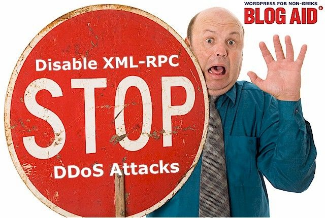 Disable XML-RPC in WordPress to Prevent DDoS Attack