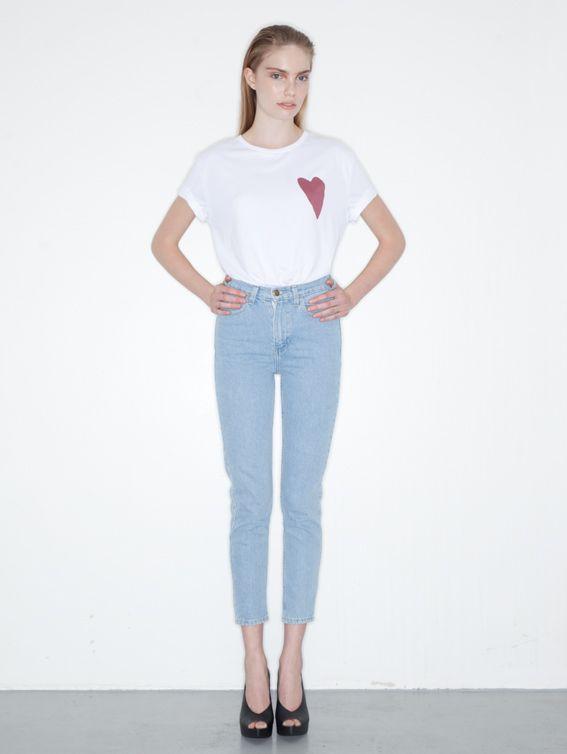 T-shirt 1.0 White