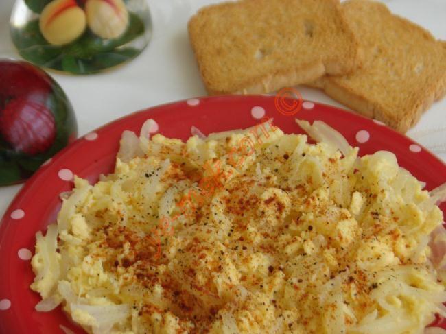 Yumurtalı Kahvaltılık Tarifler Resmi