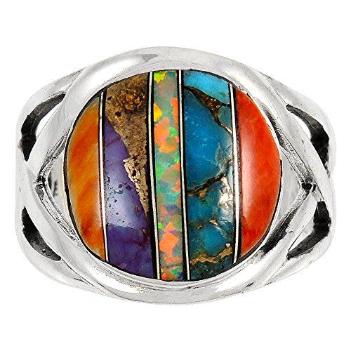 Sterling Silver Gemstone Ring with Genuine Turquoise (SEL... https://www.amazon.com/dp/B07B673WRK/ref=cm_sw_r_pi_dp_U_x_Qjf8Ab7TAFE0C