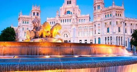 Hotéis bons e baratos em Madri #viagem #barcelona #espanha