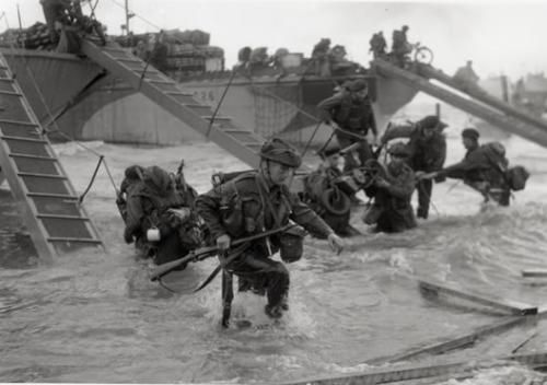 Further D-Day footage to be released by BBC - http://www.warhistoryonline.com/war-articles/further-d-day-footage-to-be-released-by-bbc.html