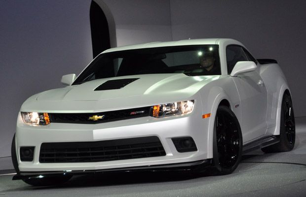The 50 Coolest Cars from the 2013 New York International Auto Show.2014 Camaro Z/28