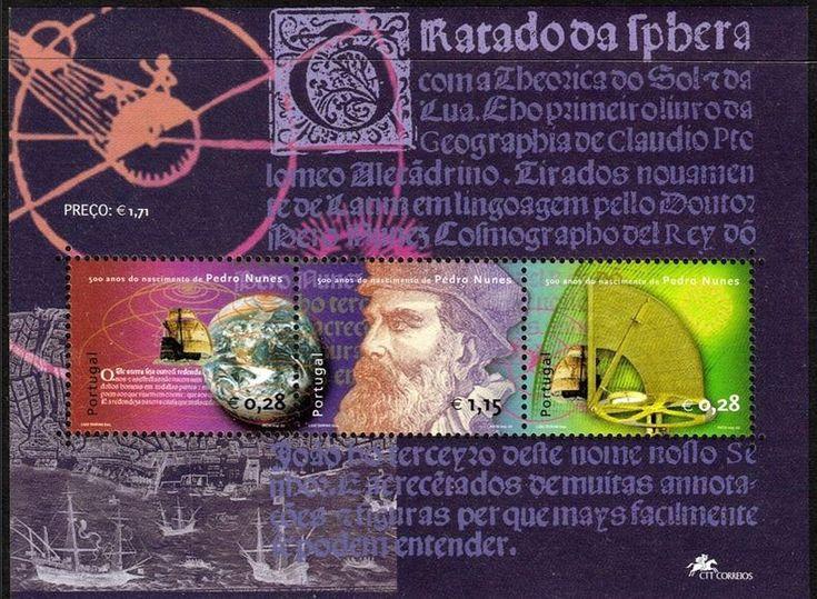 ポルトガルは、 ペドロ・ヌネスの誕生の500番目の記念日 2002年3月6日 ペドロ・ヌネス(1578 1502)は、ポルトガルの数学者とcosmographerました。彼は彼の時間の最も偉大な数学者の一つと考えられています。彼は最高の航海科学(ナビゲーションや地図作成)に数学の彼のアプリケーションのために知られています。   クリックすると拡大します スタッフにメモを送ります  ページのトップへ KuoLC5310 コミュニティの柱  アメリカ 4488投稿  2016年5月2日2:22 pmの投稿  プロフィールを見ます KuoLC5310のSCFオークション ブックマーク返信 あなたの友達リストにKuoLC5310を追加します。  この返信へのリンクを取得します。 ハンガリー ヤーノシュノイマン 1992年8月3日 ジョン・フォン・ノイマン(1903から1957)は、ハンガリー系アメリカ人の純粋であったと数学者、物理学者、およびコンピュータ科学者を適用します。彼は数学、物理学、経済学、コンピューティング、および統計などの分野の数に大きな貢献をしま